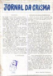 Primeira edição, ainda sem nome, publicada em maio de 1994