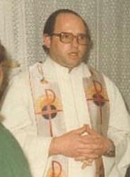 Pe. Francisco Sehnem, scj, fundador da nossa comunidade.
