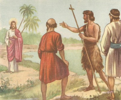 """""""Eis o Cordeiro de Deus que tira o pecado do mundo!"""""""