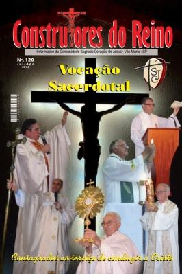Edição 120 destaca vocação sacerdotal