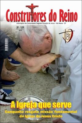 Edição 124 traz capa sobre a Campanha da Fraternidade 2015
