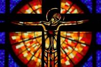 Crucifixo da Basílica de Aparecida (foto: Fabio Colombini)